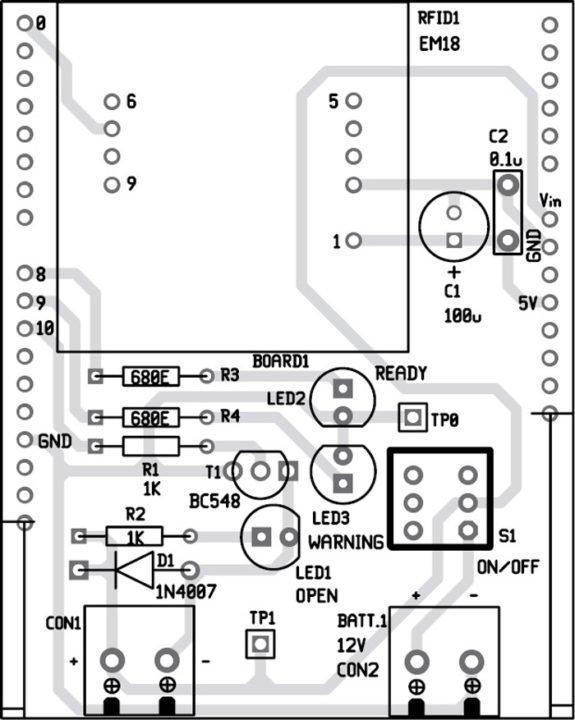 circuit board1
