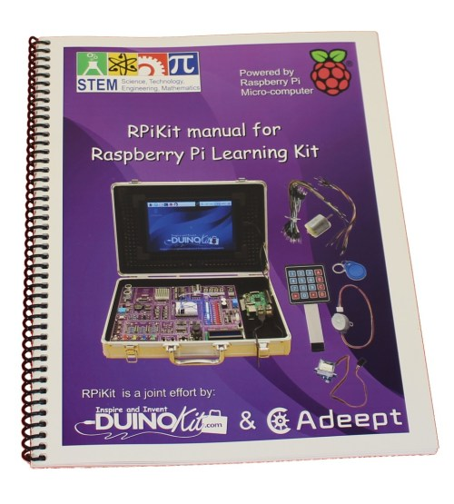 small resolution of raspberry pi component wiring manual duinokit educational electronics learning kits