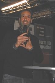 Typisch Duisburg II: Dr. Mark Terkessidis über Kulturelle Vielfalt, in der Alten Feuerwache Hochfeld