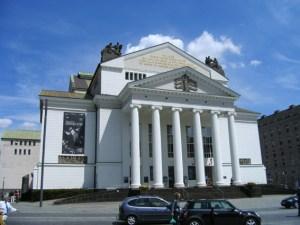 Theater Duisburg. Foto: Petra Grünendahl.
