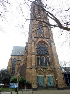 Friedenskirche Krefeld.