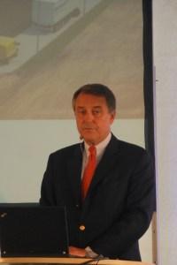 Dr. Jost A. Massenberg, Vorsitzender der Geschäftsführung der Benteler Distribution International GmbH. Foto: Petra Grünendahl.