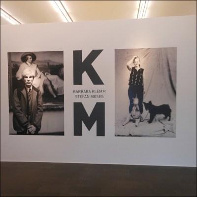 Sonderausstellung Barbara Klemm Stefan Moses im MKM Museum Küppersmühle. Foto: Petra Grünendahl.