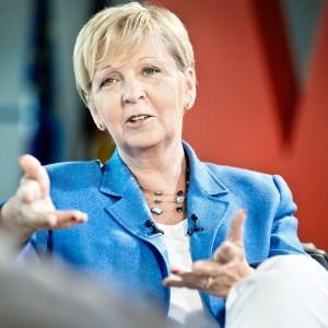 Miniterpräsidentin Hannelore Kraft. Foto: Land NRW / O. Tjaden.