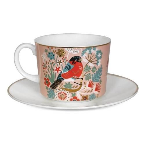 Birdy Cappuccino Set
