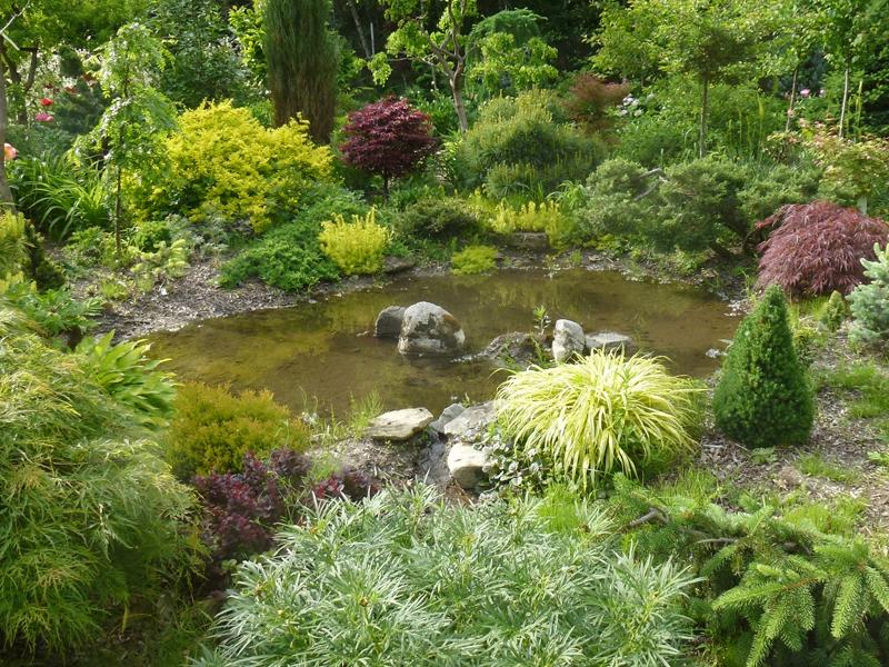 Calme et srnit  Du jardin dans ma vie