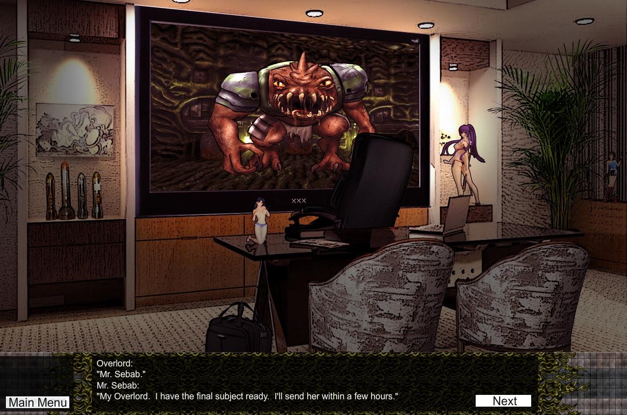 Abduction erotic flash game photo 232