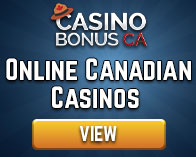 Casino Bonus CA Online Canadian Casinos