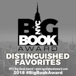 2018 NYC Big Book Award - Distinguished Favorite