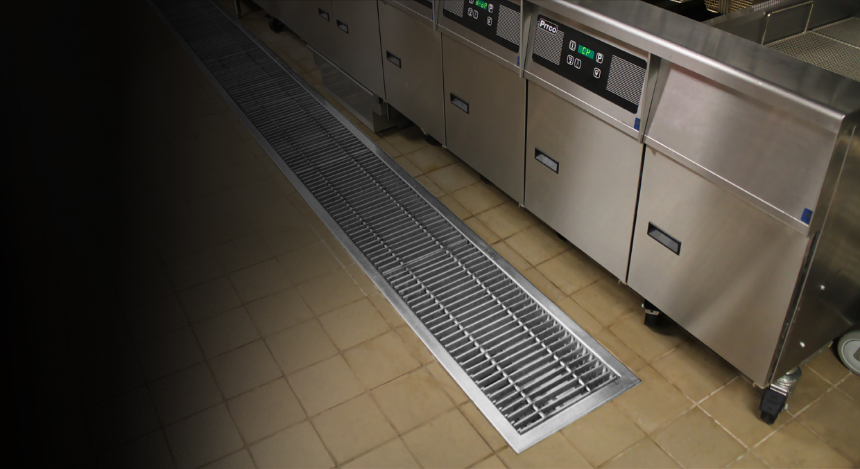 Trough and Grate Systems  Duke Manufacturing