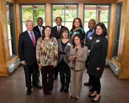 Duke Raleigh's Diversity Leadership Team Awarded at the Blue Ribbon Awards