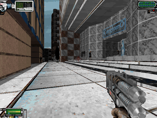 RTCM  Knowledge Base  Build Games  TekWar 3D
