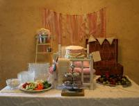 A Vintage Baby Shower - Dukes and Duchesses