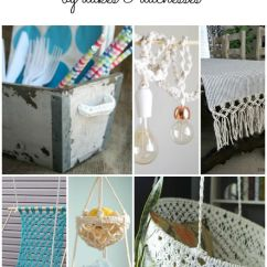 Macrame Lawn Chair Leick Chairside End Table 13 Diy Projects For The Home - Dukes And Duchesses