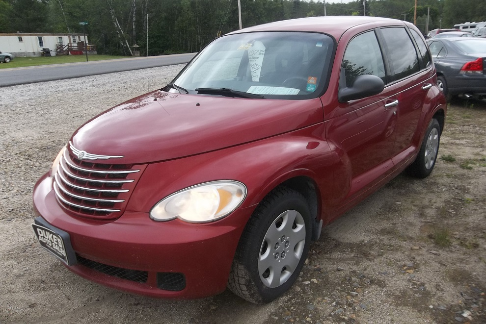 2007 chrysler pt cruiser touring edition dukes auto sales. Black Bedroom Furniture Sets. Home Design Ideas