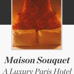 Maison Souquet Pin