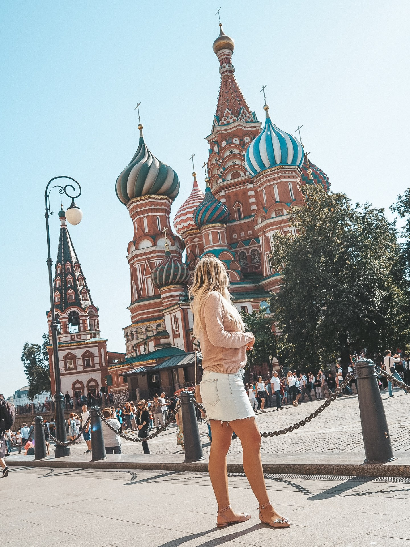 Moscow Holiday