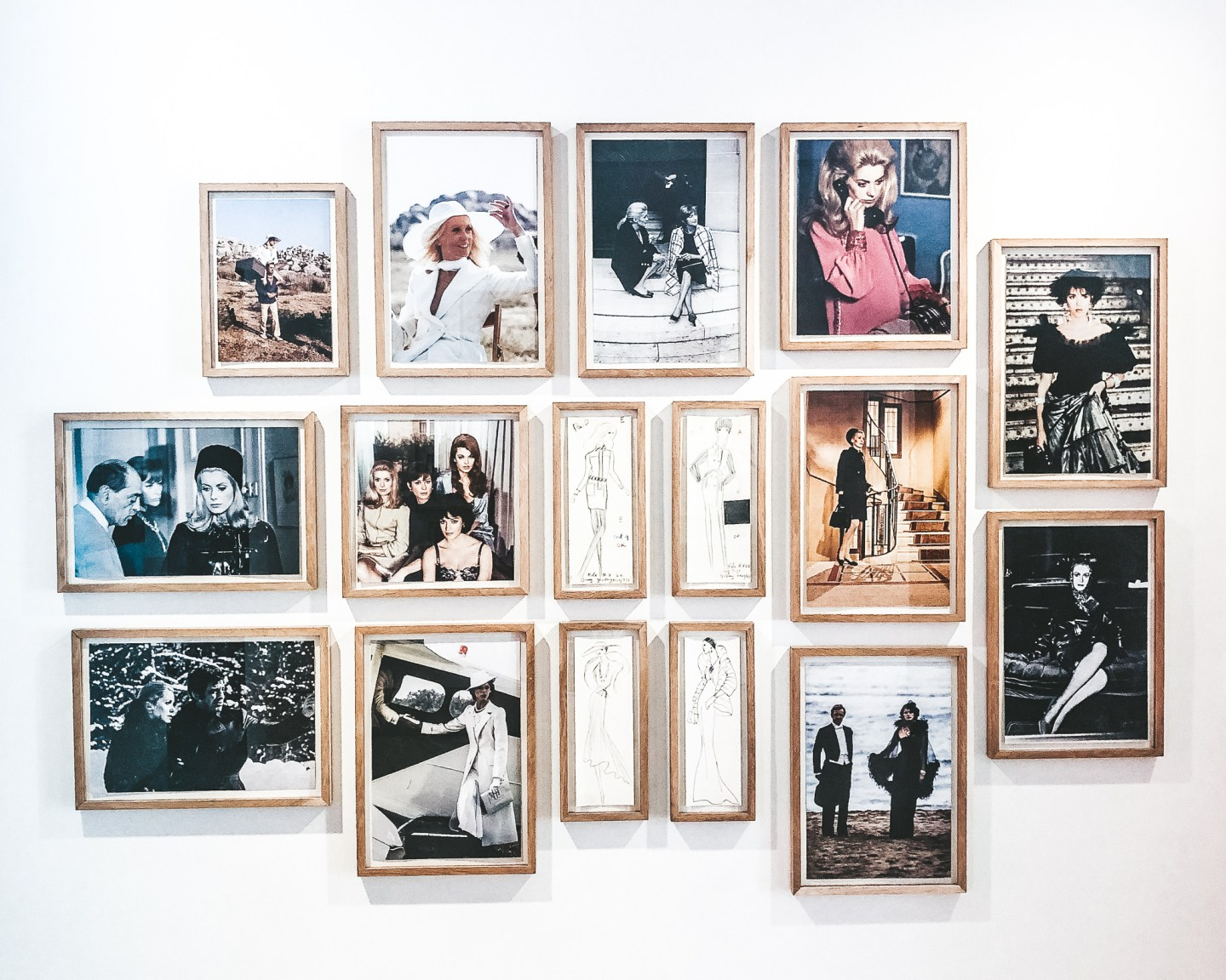 The Yves Saint Laurent Museum
