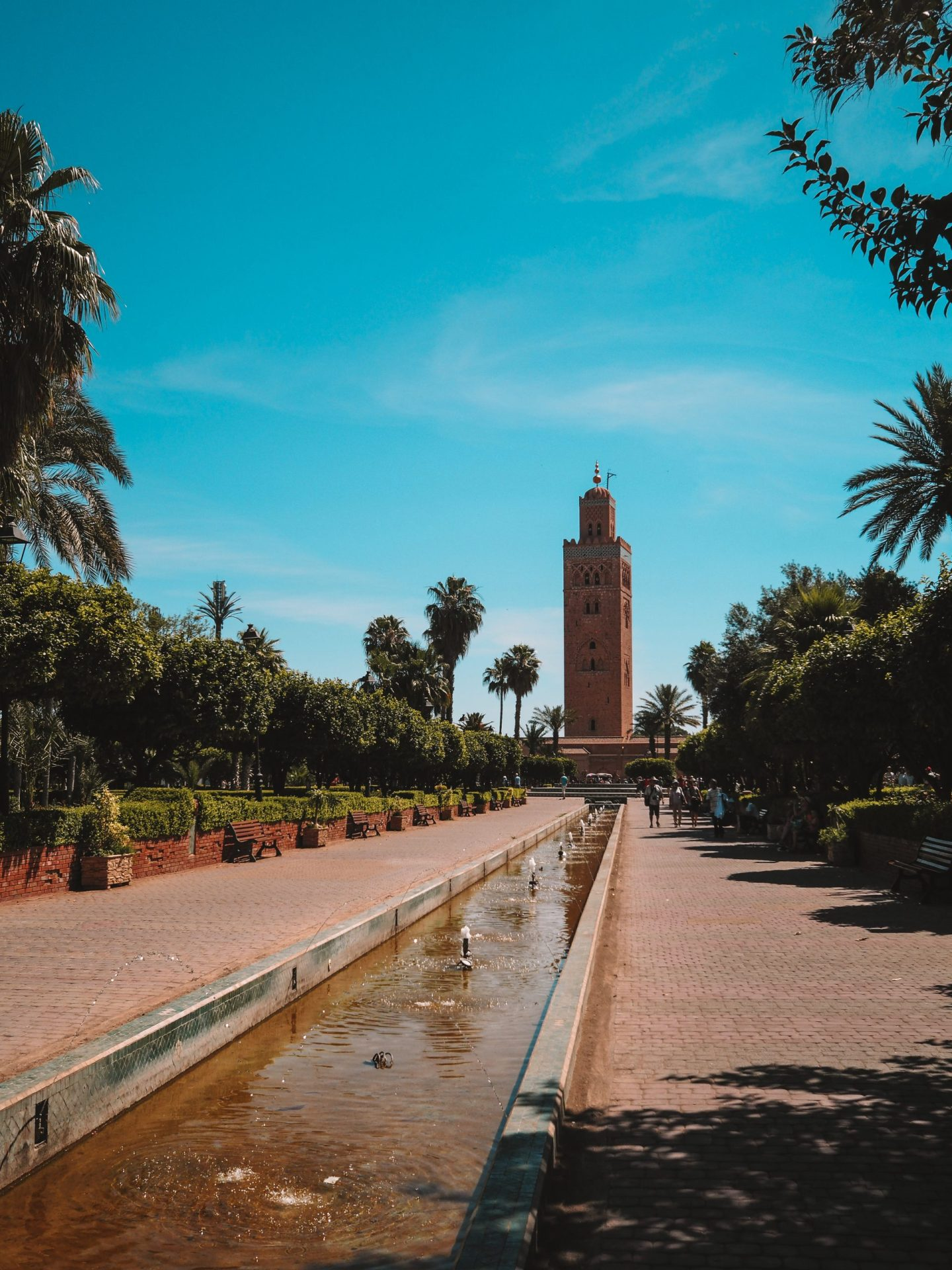 A Marrakech Itinerary - Parc Lalla Hasna