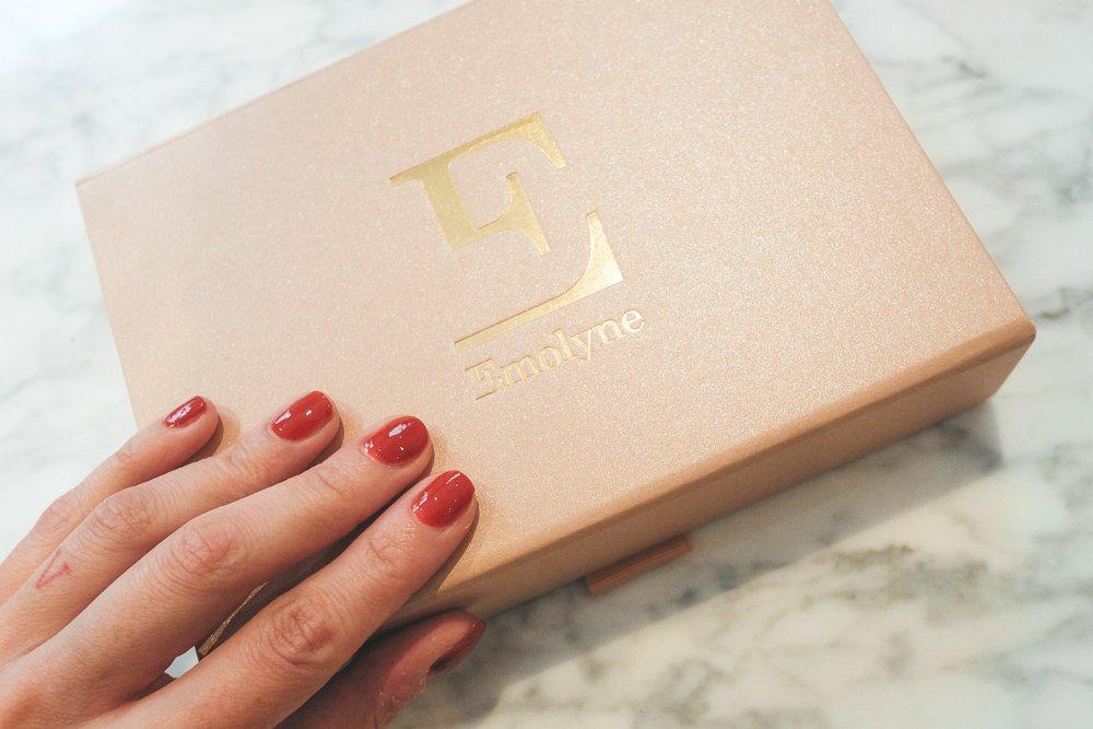 Emolyne Cosmetics - Matching Lipstick and Nail Polish