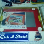 Etch A Sketch with Dukes Ad