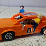 Large Lego General Lee