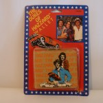 Dukes of Hazzard Brown Wallet