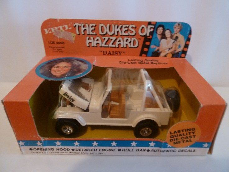 Ertl 1/25 Daisy's Jeep