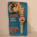 Blue Card Toy Wrist Watch