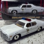 JL Series 1 Rosco's Patrol Car