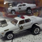 JL Series 6 Rosco's Patrol Car Zinger