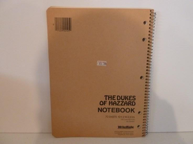 Notebook 8.5x10 - Cast