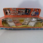 Ertl 4 Car Set - Police, General, Dixie, Police