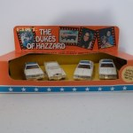 Ertl 4 Car Set - Police, Caddy, Police, Police
