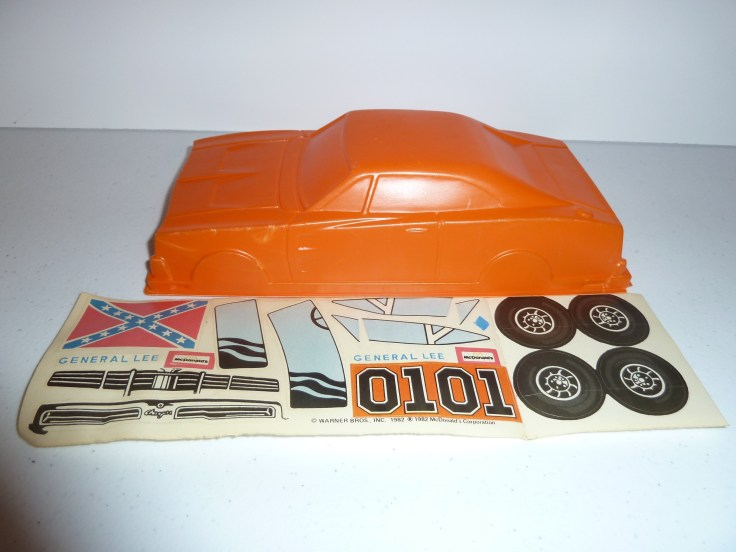 Happy Meal General Lee