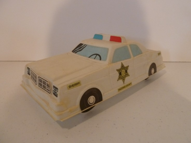 Happy Meal Rosco's Patrol Car