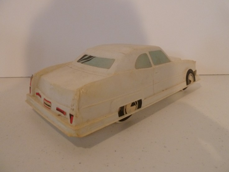 Happy Meal Boss Hogg's Caddy