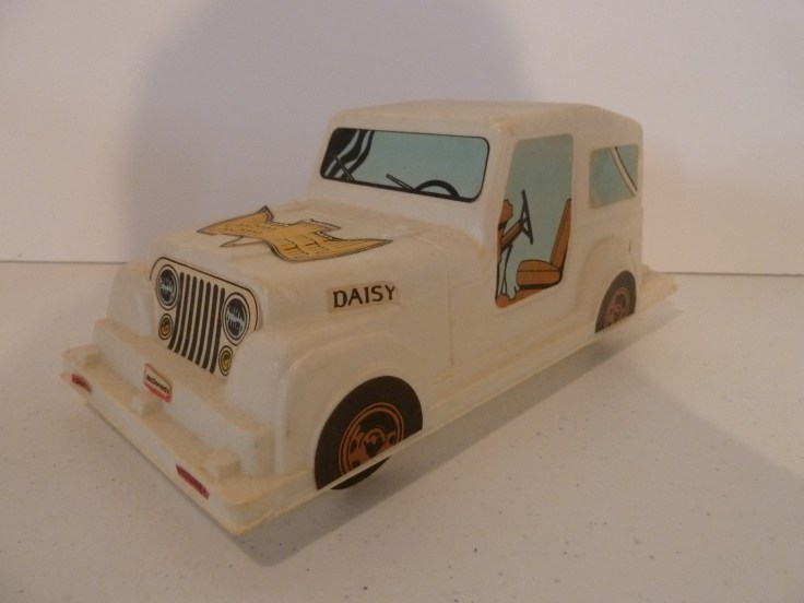 Happy Meal Daisy's Jeep