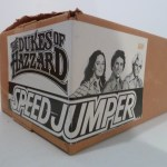Speed Jumper Action Stunt Set Mail Away Version