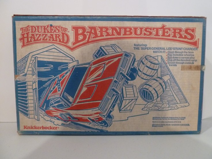 Barnbusters Playset