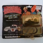 Wrist Racers Stunt Car Police Cruiser