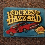 Dukes of Hazzard Bubble Gum Cards - Series 2