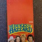 Dukes of Hazzard Bubble Gum Cards - Series 3 Box