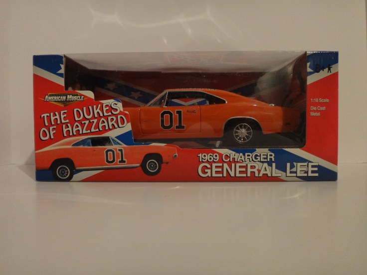 1/18 General Lee (Tan Interior)