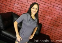 Latina Abuse Christy Cruz
