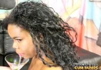 Ebony Cum Dumps Mystique Amor