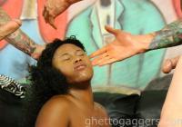 Ghetto Gaggers Layla Ray 3
