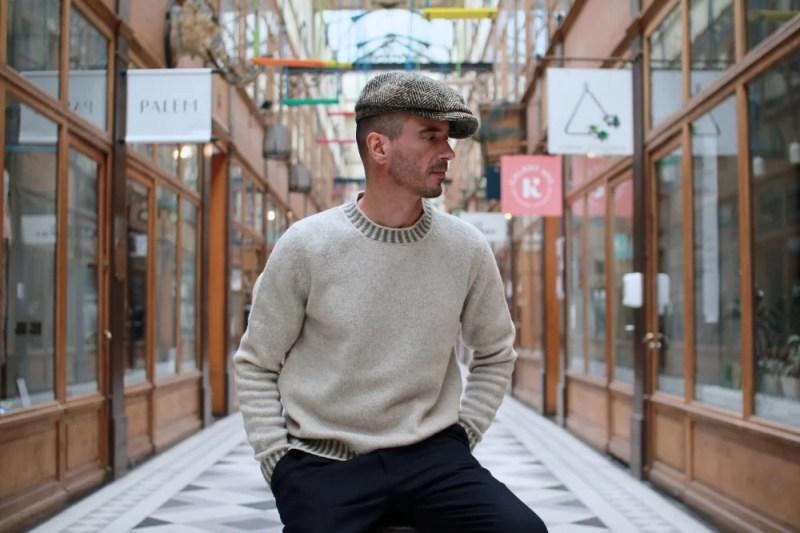éribé_pull_laine_shetland_homme_duke_store_paris