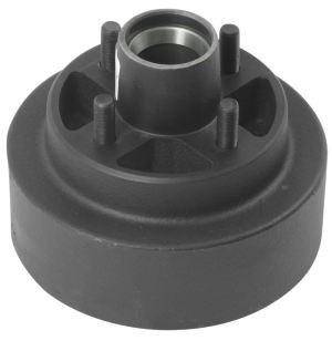 Axle Hub and Drum