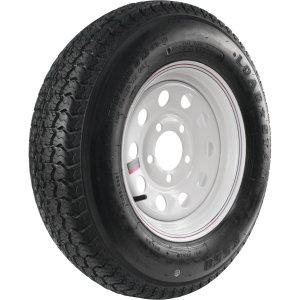 Trailer Wheel Assembly